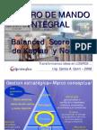 Balanced Scorecard Estrategiza 2008