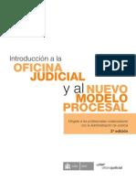 Introducción a la Oficina Judicial y al nuevo modelo procesal -abreviado