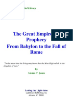 A. T. Jones - The Great Empires of Prophecy