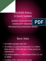 Global AIDS Funding