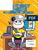 Livro Internet Segura Do Maluquinho