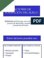 Factores de Formacion Del Suelo 20111