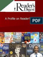 Readers Digest Presentation