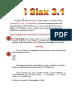 Manual de Wifi Slax 3.1