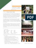 Visiting an Embera Village