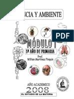 Ciencia y Ambiente-MODULO I - 5º-2008-a