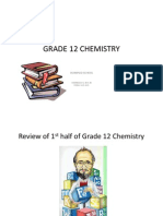 Class07 ChemistryG12 Notes and Homework