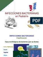 Infecciones bacterianas en Pediatría