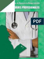 Manual Informativo de Prevencin de Riesgos Laborales ENFERMEDADES PROFESIONALES UGT