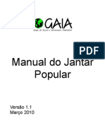Manual Do Jantar Popular