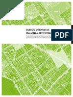Codigo Urbano Malvinas Argent in As