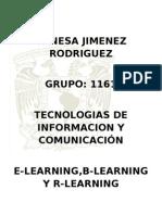 E,B y R Learning