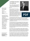 Jim Lubin Fellowship Fund Raising Letter 8-7-11