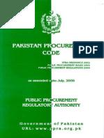 PPRA code