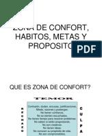 Habitos, Metas y Proposito