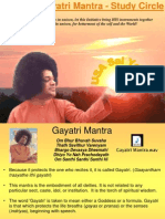 National Gayatri Initiative Study Circle Final