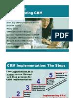 CRM Module 4