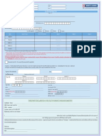 Smart Pay Appllication Form