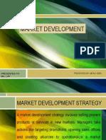 Market Development PPT