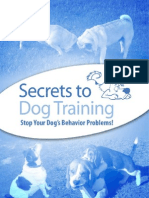 Secrets to Dog Training v7.0