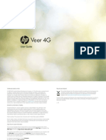 Hp Veer Manual