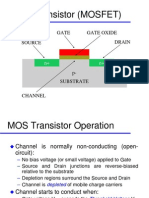 Basics of Mosfet