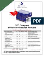CEO Series Sample