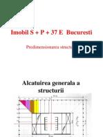 Imobil P + 37 Etaje in Bucuresti