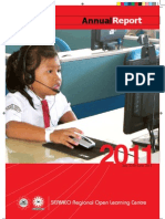 Seamolec Annual Report 2011