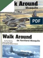 DeHavilland Mosquito Walk Around