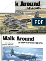 DeHavilland Mosquito Walk Around