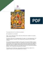 Sri Rama Raksha Stotra-English Translation