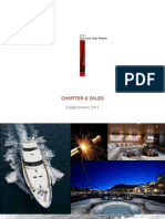 Crociere Charter nel Mediterraneo – Classic Super Yacht 46