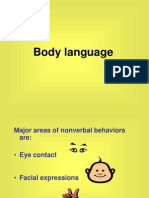 Body Language Ppt[1]