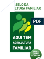 Cartilha Da Agricultura Familiar