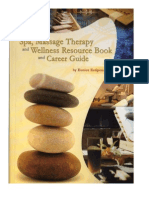 Spa, Massage and Wellness Resource Guide and Career Book