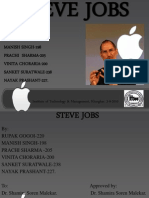 Steve Jobs-Apple Group 8
