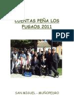 PEÑA LOS FUGAOS 2011 1.0