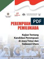 Kajian Tentang Kandidasi Perempuan Di Jawa Timur Dan Sulawesi Utara