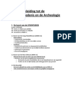 Algemene Inleiding Tot de Kunstgeschiedenis en de Archeologie