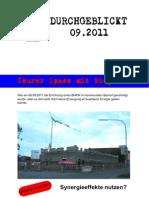 "Durchgeblickt 09.2011 - Das ""Biogas-Problem"""