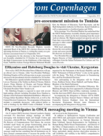 OSCE PA President Petros Efthymiou to visit Ukraine