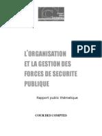 Le rapport 2011 de la Cour des comptes sur la Sécurité sociale