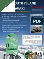 Snow Safari Poster 2011