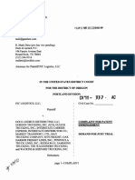 PJC Logistics v. Doug Andrus Distributing et. al.