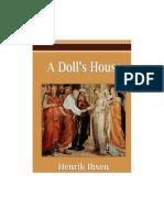 Doll's House - Henrik Ibsen