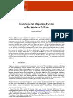 Working Paper Dobovsek
