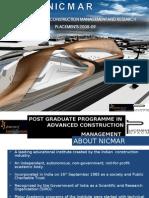 nicmar hyd presentation
