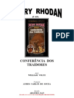 P-419 - Conferência dos Traidores - William Voltz