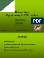 Effectuation Opportunity Presentation-Gateway